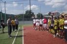 Futbalový turnaj v Kamienke